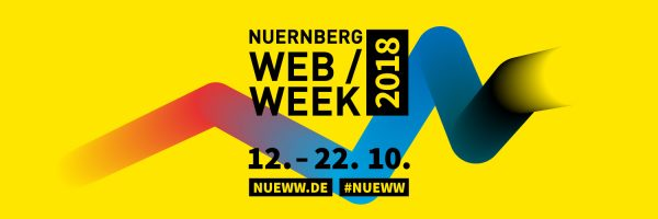 Logo der Nürnberg Web Week 2018